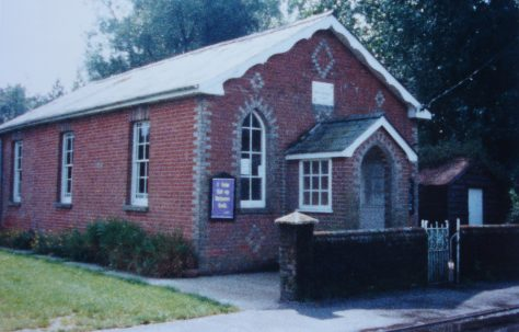 Dedham Heath Primitive Methodist Chapel