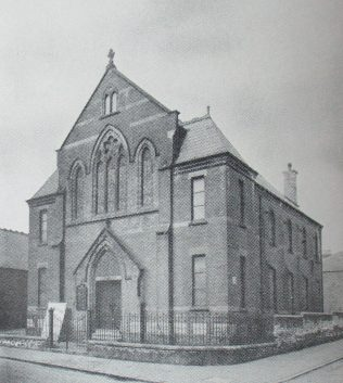 Derby Dale Road Primitive Methodist chapel | Handbook of the Primitive Methodist Conference 1931; Englesea Brook Museum