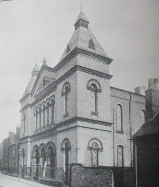 Derby Kedleston Street Primitive Methodist Church | Handbook of the Primitive Methodist Conference 1931; Englesea Brook Museum