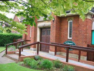Cosby Methodist Church | Dianne Gibson