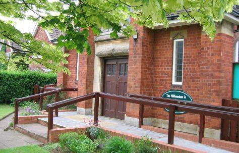 Cosby Primitive Methodist Chapel
