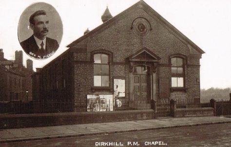 Dirkhill Primitive Methodist Chapel