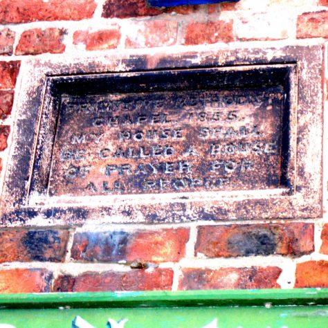 Dodleston PM Chapel, Cheshire