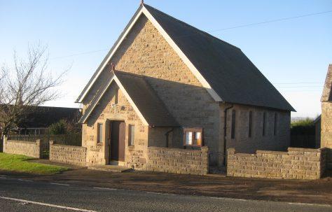 Donaldson's Lodge Primitive Methodist Chapel Northumberland
