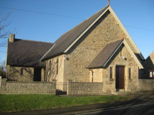 Donaldson's Lodge Primitive Methodist Chapel Northumberland