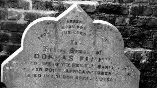 Grave of Dorcas Barleycorn, Highgate Cemetery | Dr Jeremy Crump