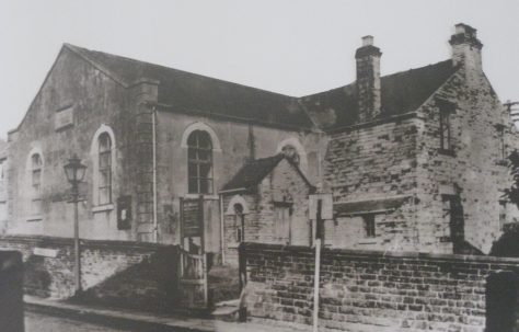 Dore (Mount Zion) Primitive Methodist Chapel Derbyshire