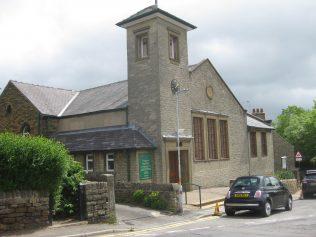Photo.4 Dore Methodist Church in 2015