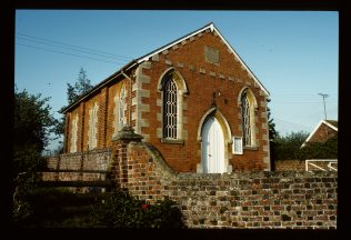Dorstone PM Chapel - 1992 | David Hill