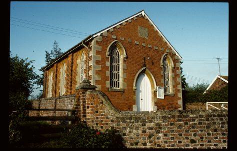 Dorstone Primitive Methodist Chapel, Herefordshire