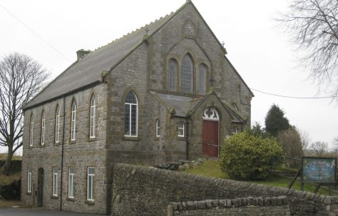 Dove Holes Primitive Methodist Chapel Derbyshire