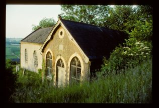 PM Chapel with Congregational Chapel below? | David Hill