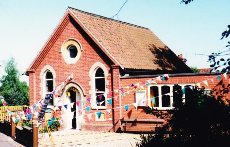 Drayton Primitive Methodist Chapel, Norfolk