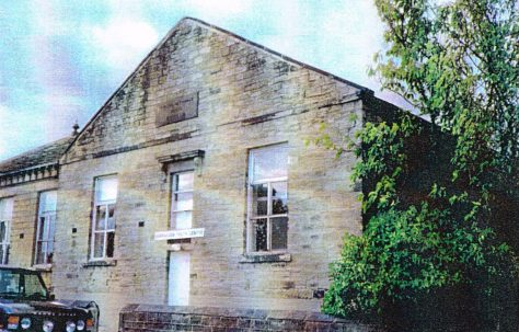 Drighlington Primitive Methodist Chapel