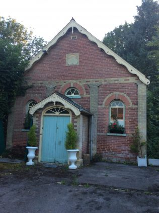 Droxford Primitive Methodist chapel in 2015 | Jane Baskerville 2015