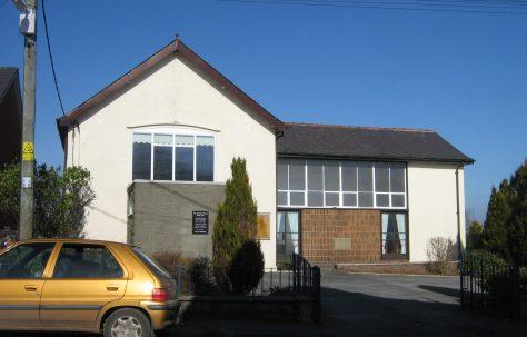 Buckley Drury Lane Primitive Methodist chapel