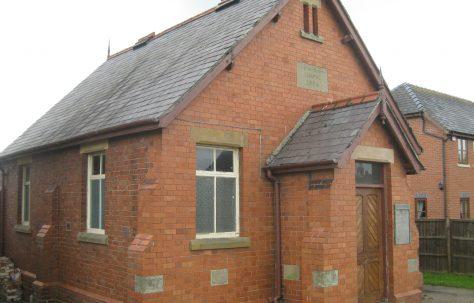 Dudleston Heath PM Chapel Shropshire