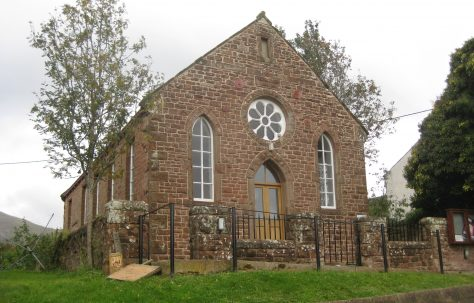 Dufton Primitive Methodist Church Westmorland