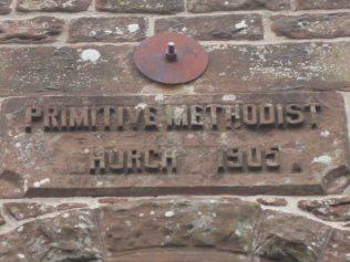 Dufton Primitive Methodist Church Westmorland
