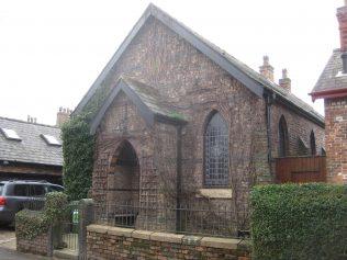 Dunham Massey (Woodhouse) Primitive Methodist Chapel Cheshire