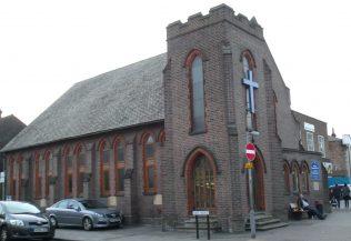 Luton; Dunstable Road Primitive Methodist Chapel