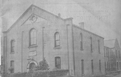 Stanhope Hugh Gilmore Primitive Methodist Chapel