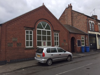 Derby Dean Street Primitive Methodist Chapel
