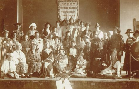 Derby British Women's Temperance Association