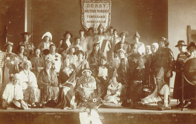 Derby British Women's Temperance Association | Sandra Taylor
