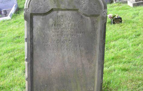 Mary Dean (1796-1864)