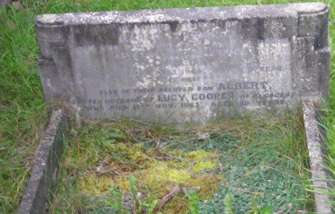 William Cooper and family