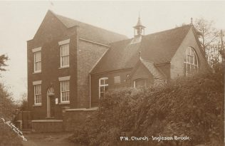 Englesea Brook Primitive Methodist Chapel