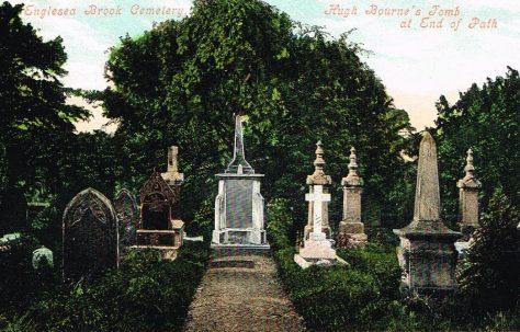Englesea Brook Primitive Methodist Graveyard