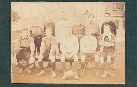 Elmfield College Football Team