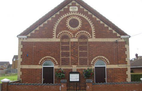 Ealand Primitive Methodist Chapel Isle of Axholme Lincolnshire