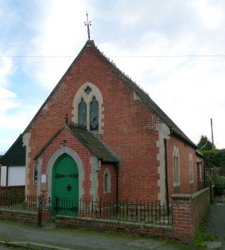 Eardisley Primitive Methodist Chapel 2013 | R Beck