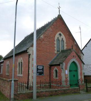 Eardisley Primitive Methodist Chapel | R Beck