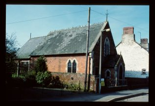 Chapel photographed in 1991 | David Hill
