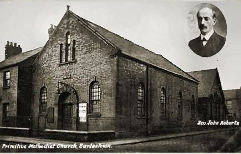 Earlestown (Earlstown) Primitive Methodist Church