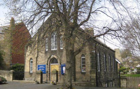 Earsdon Primitive Methodist Chapel Northumberland