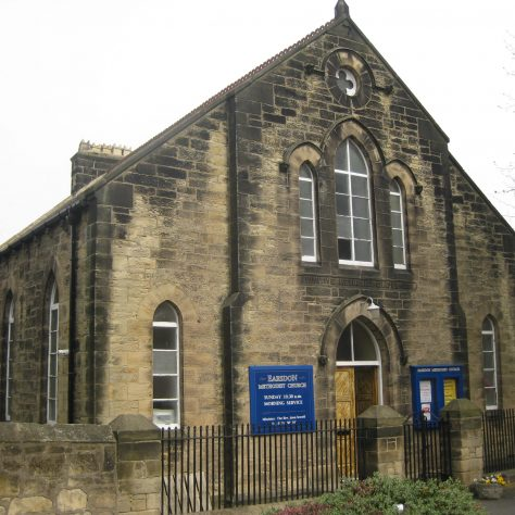Earsdon Primitive Methodist Chapel Northumberland