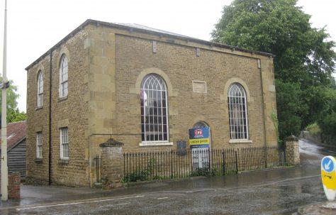 East Ayton (Ebenezer) Primitive Methodist Chapel