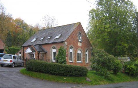 East Chisenbury Primitive Methodist Chapel, Wilts