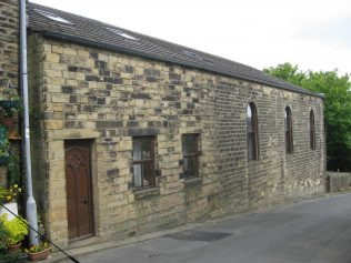 East Morton P M Chapel West Yorkshire.