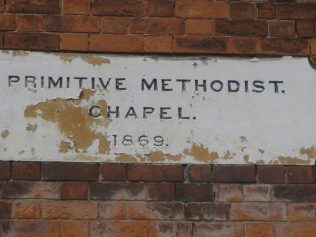 Eastoft Primitive Methodist Chapel, Lincolnshire