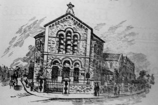 Bristol Eastville Primitive Methodist chapel | Primitive Methodist Conference Handbook 1901