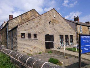 revised front  at Eckington Primitive Methodist chapel | Christopher Hill 2014