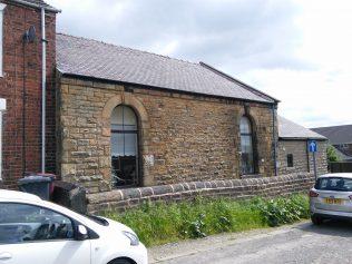 Eckington chapel, side view | Christopher Hill 2014