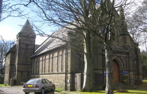 Edenfield Primitive Methodist Chapel Rossendale Lancashire