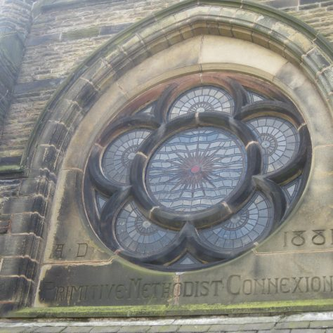 Edenfield Primitive Methodist Chapel Rossendale Lancashire